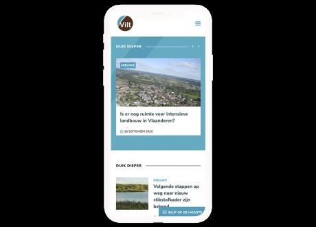 VILT stampt online platform uit de grond voor Vlaamse land- en tuinbouw