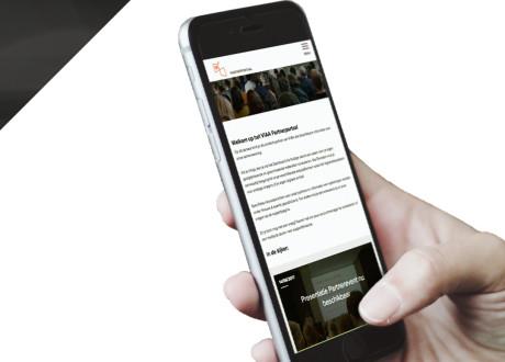 Partnerportaal voor content partners