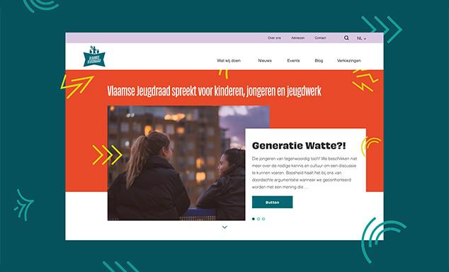 Vlaamse Jeugdraad verleidt en begeleidt jong stemgeweld online